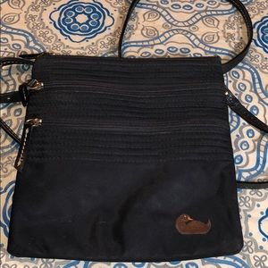 Dooney & Bourke Triple-zip Nylon CrossBody Bag